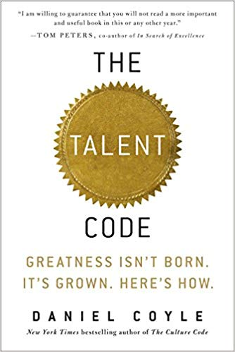 Daniel Coyle - The Talent Code Audio Book Free