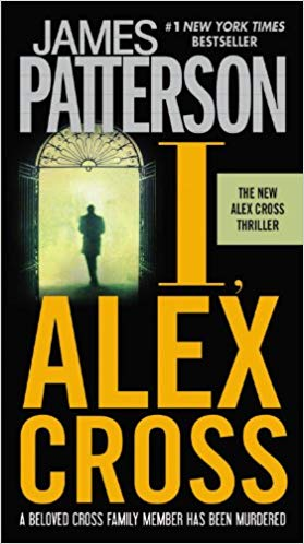 James Patterson – I, Alex Cross Audiobook