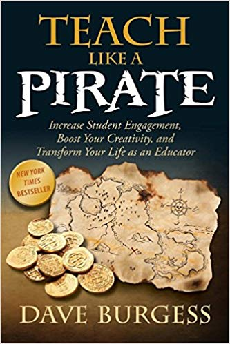 Dave Burgess – Teach Like a PIRATE Audiobook