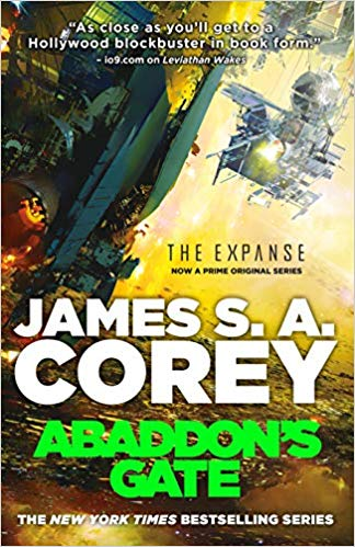 James S. A. Corey – Abaddon's Gate Audiobook