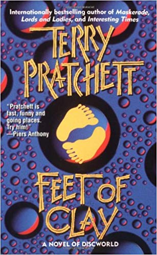 Terry Pratchett – Feet of Clay Audiobook