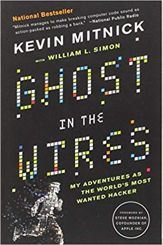 Kevin Mitnick – Ghost in the Wires Audiobook