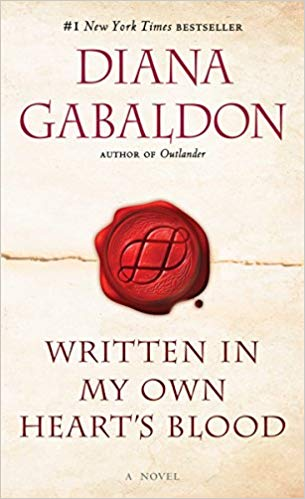 Diana Gabaldon – Written in My Own Heart's Blood Audiobook