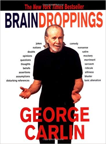George Carlin – Brain Droppings Audiobook