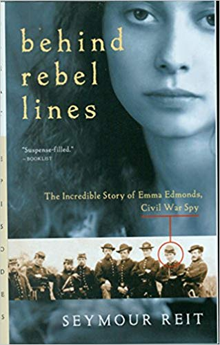 Seymour Reit – Behind Rebel Lines Audiobook