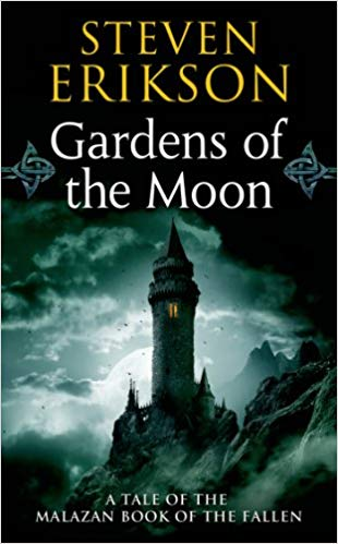 Steven Erikson – Gardens of the Moon Audiobook