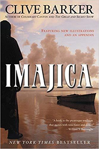 Clive Barker – Imajica Audiobook