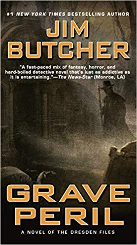 Jim Butcher – Grave Peril Audiobook