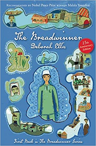 Deborah Ellis – The Breadwinner Audiobook