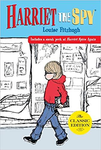 Louise Fitzhugh – Harriet the Spy Audiobook