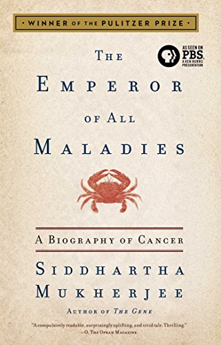Siddhartha Mukherjee – The Emperor of All Maladies Audiobook