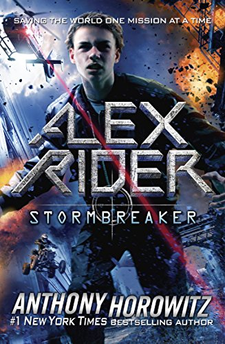 Anthony Horowitz – Stormbreaker Audiobook