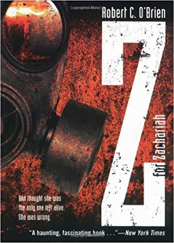 Robert C. O'Brien – Z for Zachariah Audiobook