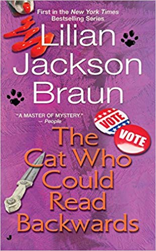Lilian Jackson Braun - The Cat Who Could Read Backwards Audio Book Free