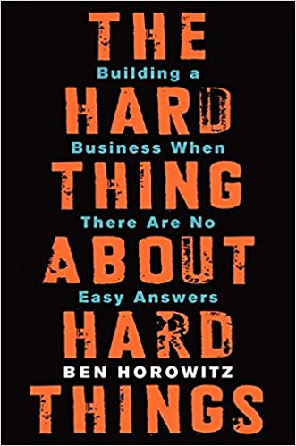 Ben Horowitz – The Hard Thing About Hard Things Audiobook