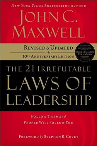 John C. Maxwell – The 21 Irrefutable Laws of Leadership Audiobook