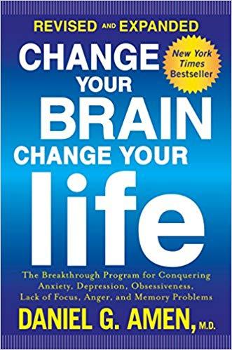 Amen M.D., Daniel G. – Change Your Brain, Change Your Life Audiobook