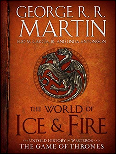 George R. R. Martin – The World of Ice & Fire Audiobook