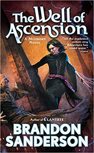 Brandon Sanderson - The Well of Ascension Audio Book Free