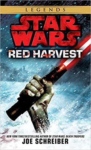 Joe Schreiber – Red Harvest Audiobook