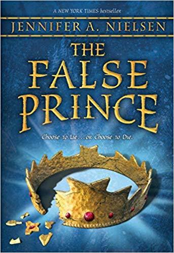 Jennifer A. Nielsen – The False Prince Audiobook
