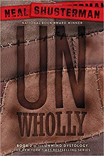 Neal Shusterman - UnWholly Audio Book Free