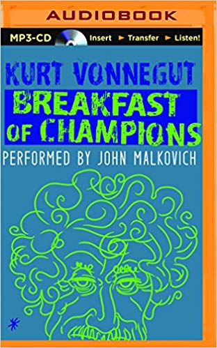 Kurt Vonnegut – Breakfast of Champions Audiobook