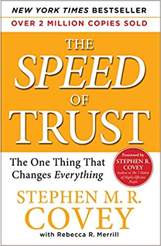 Stephen M .R. Covey – The Speed of Trust Audiobook