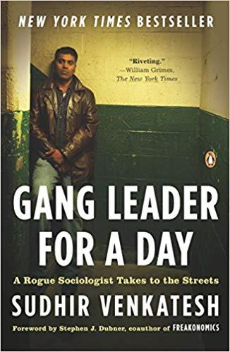 Sudhir Venkatesh – Gang Leader for a Day Audiobook