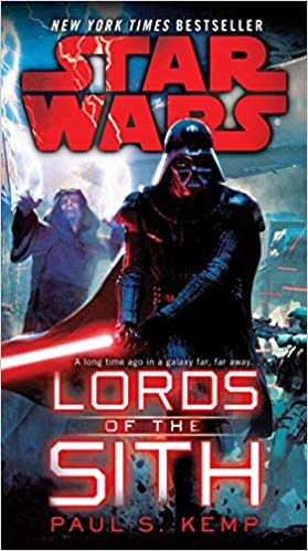 Paul S. Kemp – Lords of the Sith Audiobook