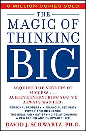 David J. Schwartz – The Magic of Thinking Big Audiobook