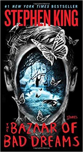 Stephen King – The Bazaar of Bad Dreams Audiobook