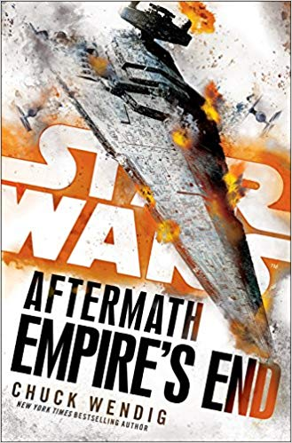 Chuck Wendig – Empire's End Audiobook (Aftermath)