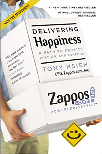 Tony Hsieh – Delivering Happiness Audiobook