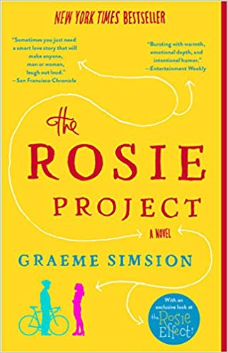 Graeme Simsion – The Rosie Project Audiobook