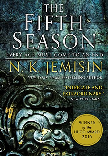 N. K. Jemisin – The Fifth Season Audiobook