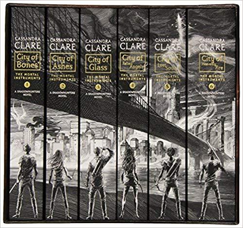 Cassandra Clare – City of Bones (The Mortal Instruments) Audiobook