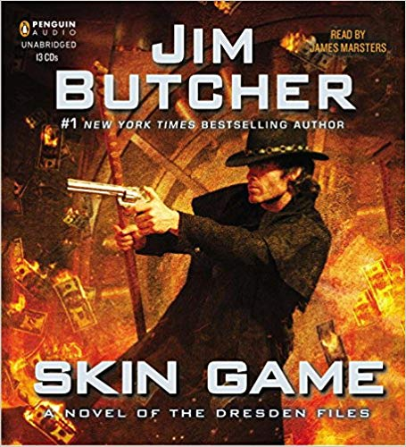Jim Butcher – Skin Game Audiobook