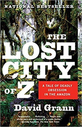 David Grann – The Lost City of Z Audiobook