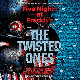 Suzanne Elise Freeman – The Twisted Ones Audiobook