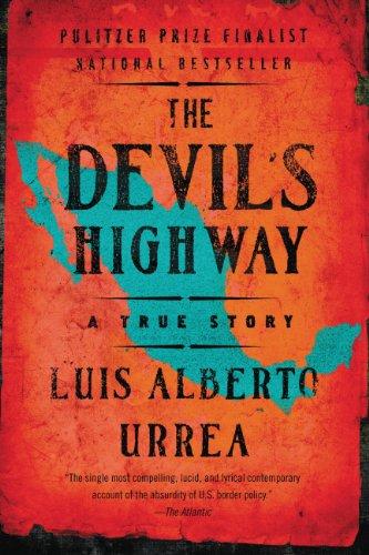 Luis Alberto Urrea – The Devil's Highway Audiobook
